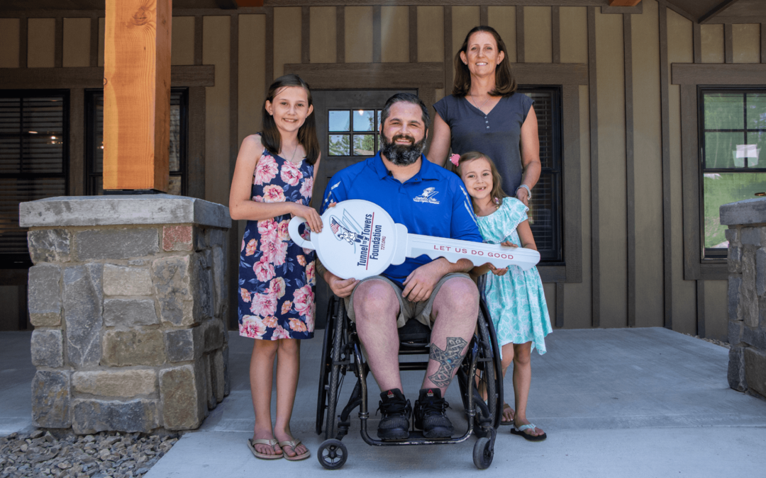 Power Systems West Supports Tunnel to Towers Smart Home Program