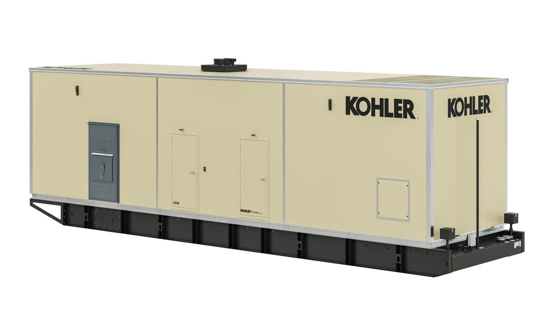 Five Reasons to use a Kohler Factory Engineered and Tested Enclosure