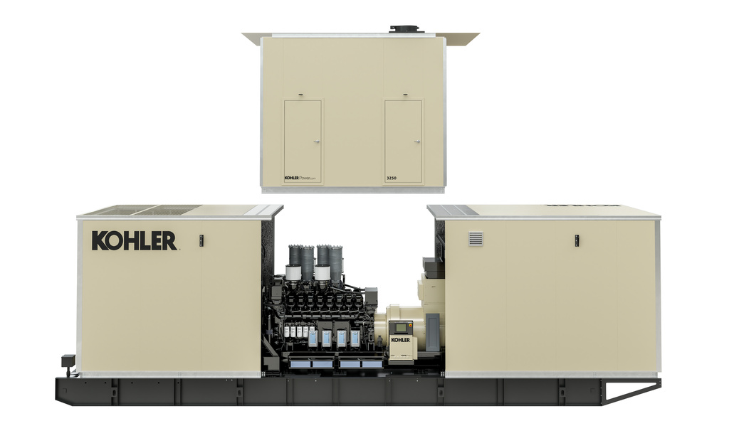 No more third-party enclosures for Kohler KD's